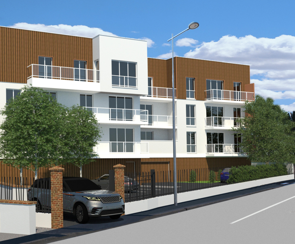 Today Developers 74 Luxury Apartments